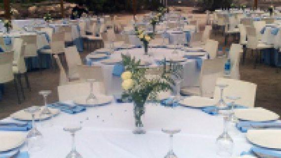אירועים וחתונות בחוף